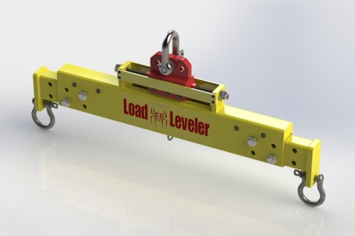 Custom Load Leveling Lifting Attachment