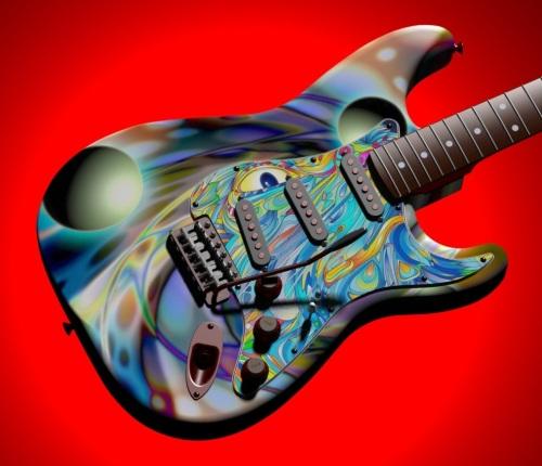 Psycho Guitar 2